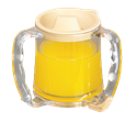 Picture of Clear Caring Mug