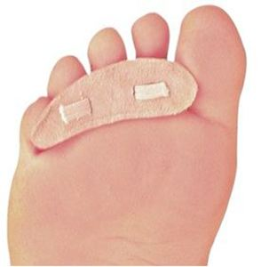 Picture of Hammer Toe Crests (Buttress Pad)