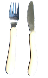 Picture of Caring Cutlery
